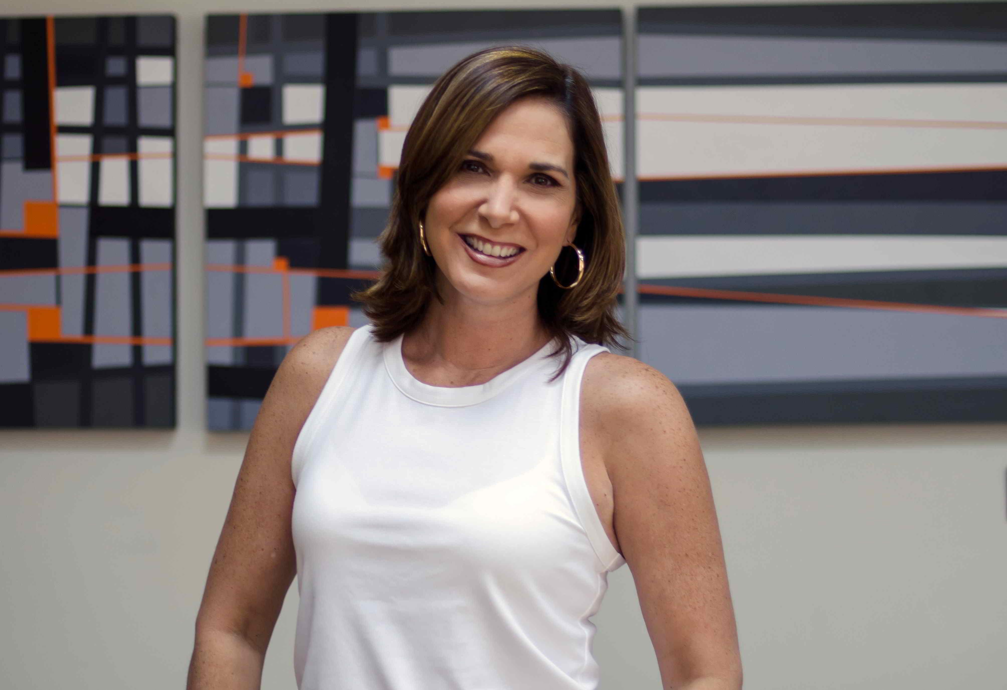 El sello de Gladys Rodríguez es hacer periodismo para servir a la gente