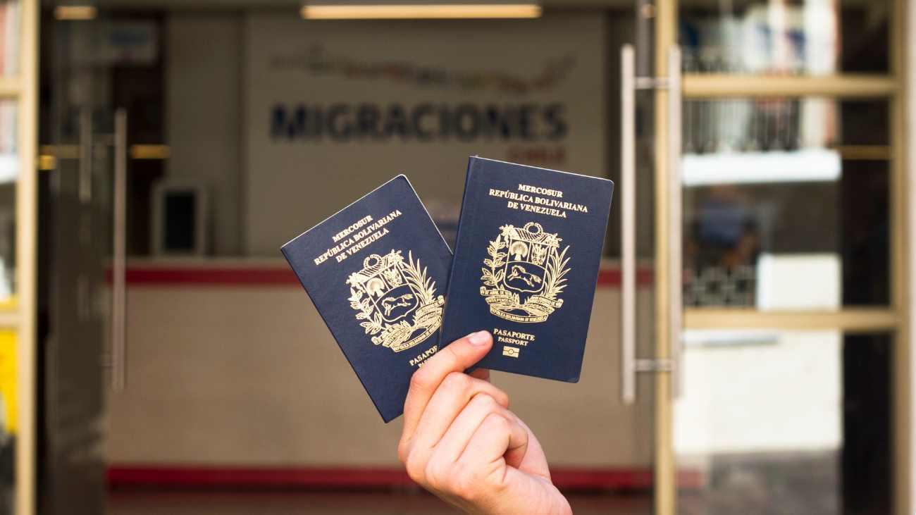 Saime reanudará la impresión de pasaportes
