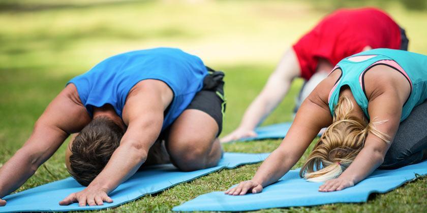 El ejercicio en todas las edades es necesario y positivo - Manolo Coach