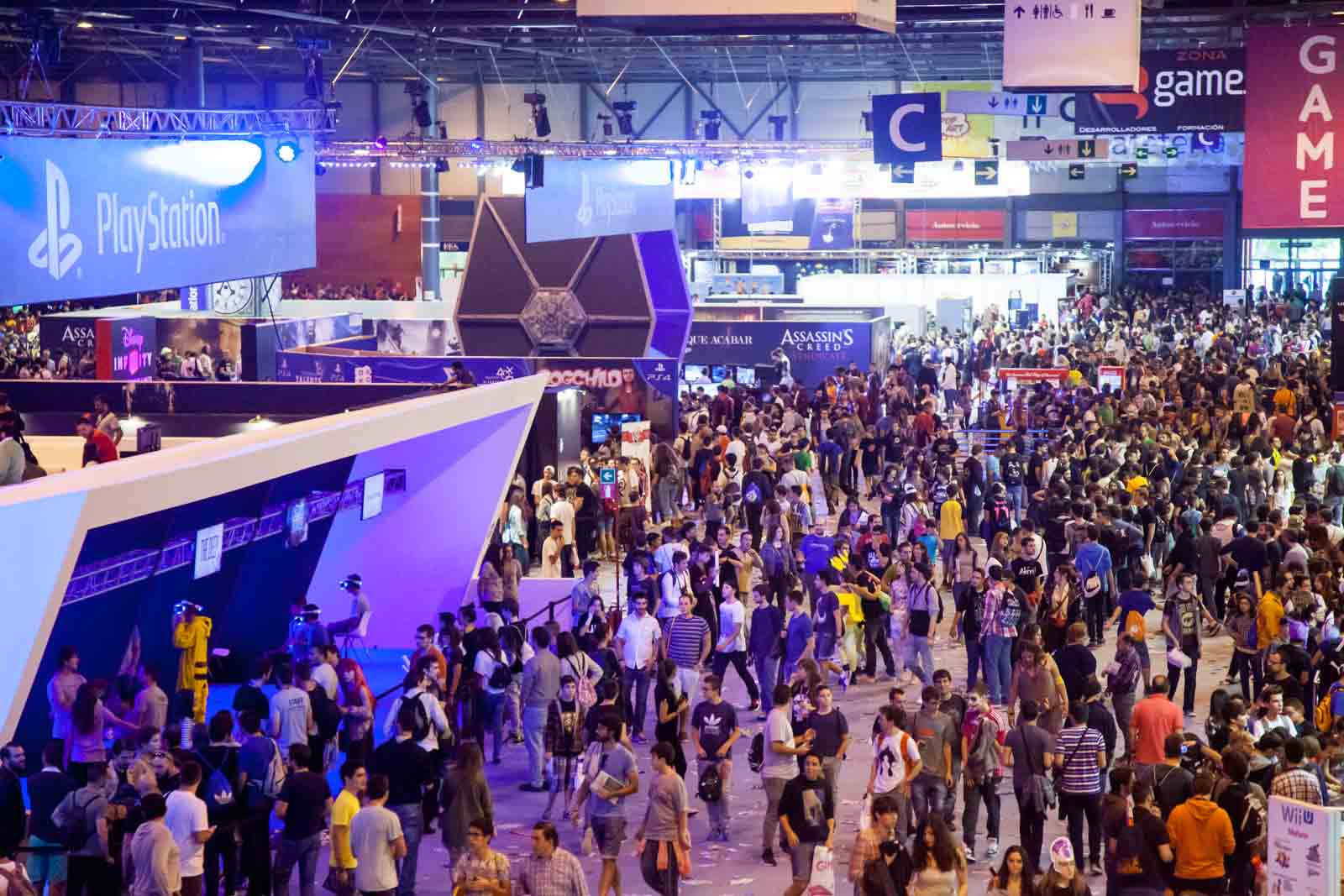 La feria dará a conocer las últimas novedades y los nuevos lanzamientos de la industria del videojuego y ocio digital