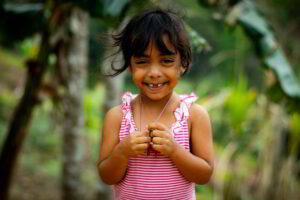 Niños de Turgua, en El Hatillo