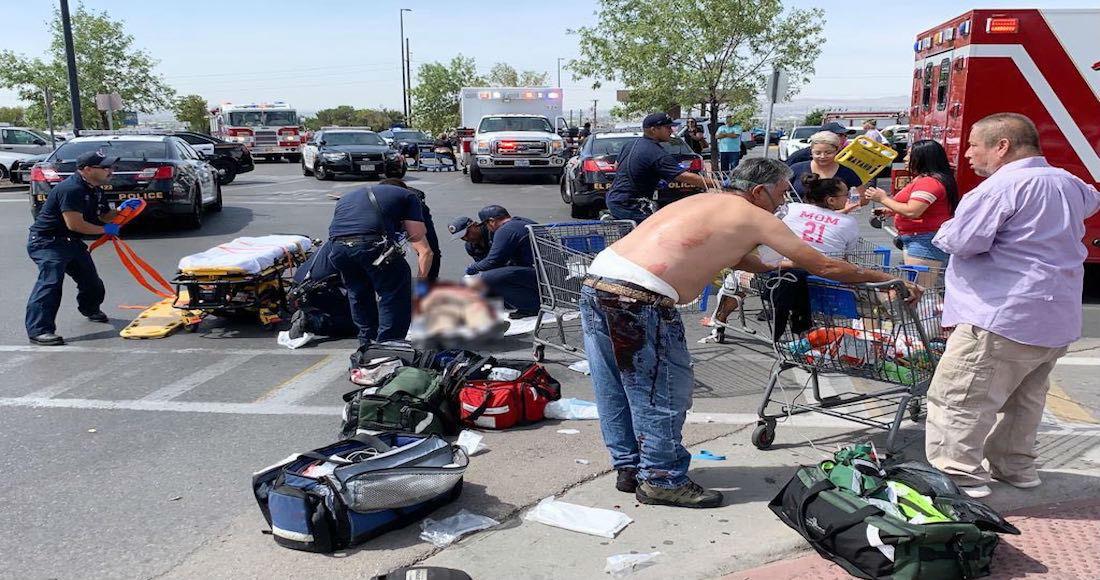 Reportaron unas 20 víctimas y tres detenidos en un tiroteo en Texas