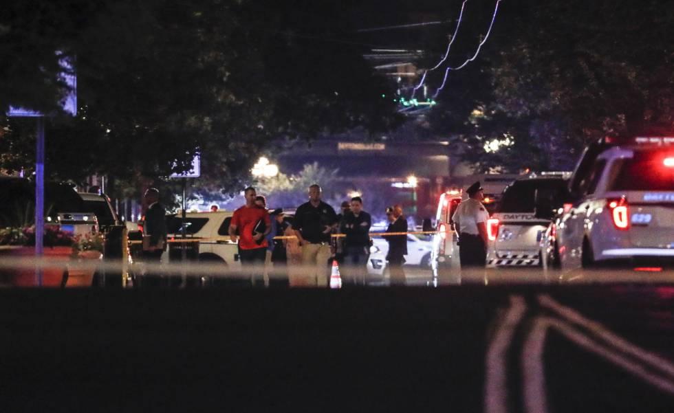 Segundo tiroteo masivo, a pocas horas del primero, ahora en Ohio