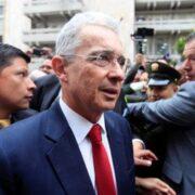 Abren proceso judicial contra el expresidente Uribe