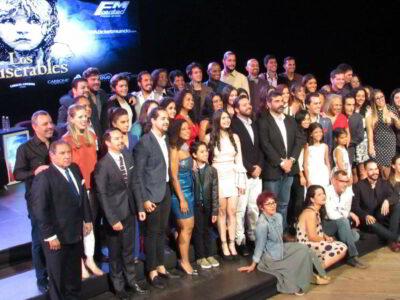 Los Miserables estrena mundialmente en Venezuela nueva orquestación