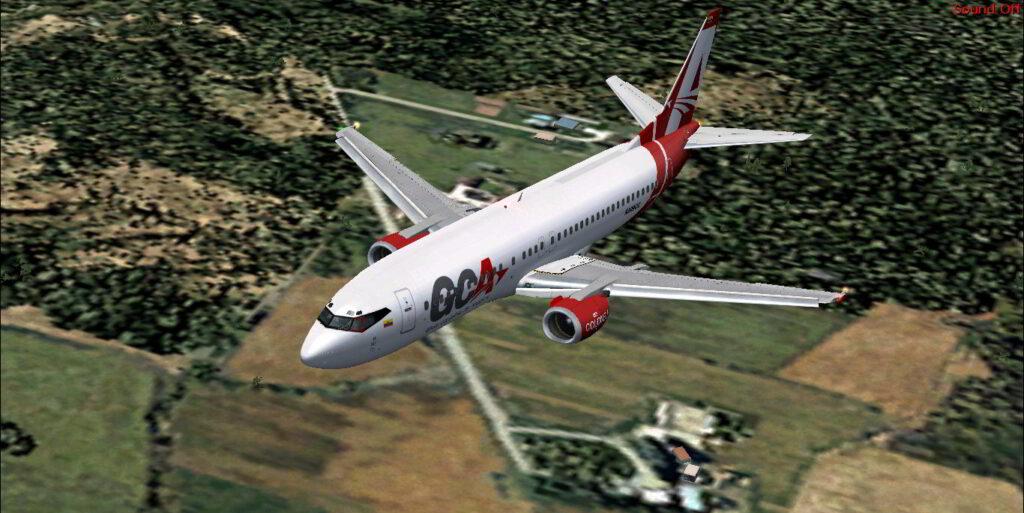 Nota sobre Gran Colombia de Aviación