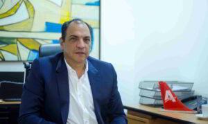 Dr. Erwin Genie Loreto,vicepresidente ejecutivode Avior