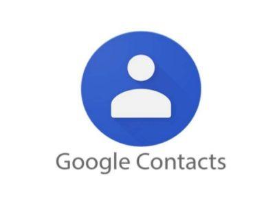 Google Contactos