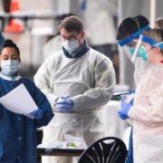 Nueva York registra 519 muertos y más de 44.000 casos de COVID-19