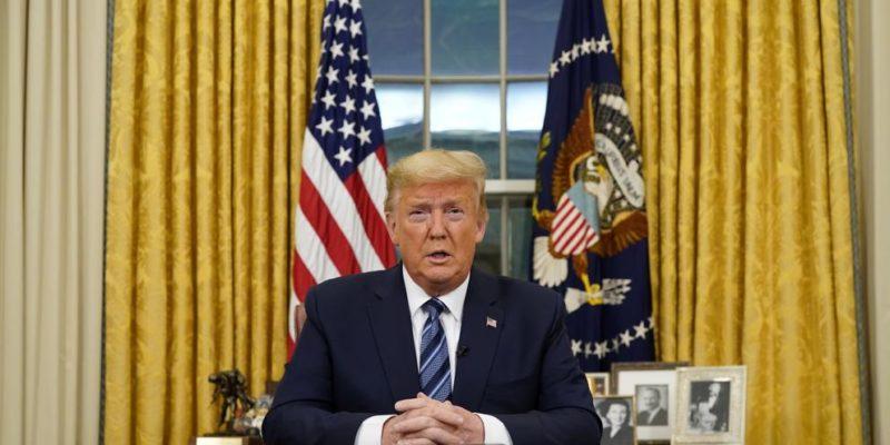 Trump firmó orden ejecutiva que limita protección a las RR.SS.