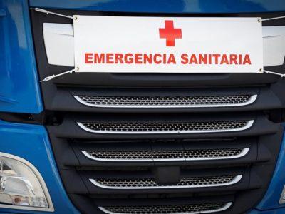 España registró nueva marca de muertes diarias por COVID-19