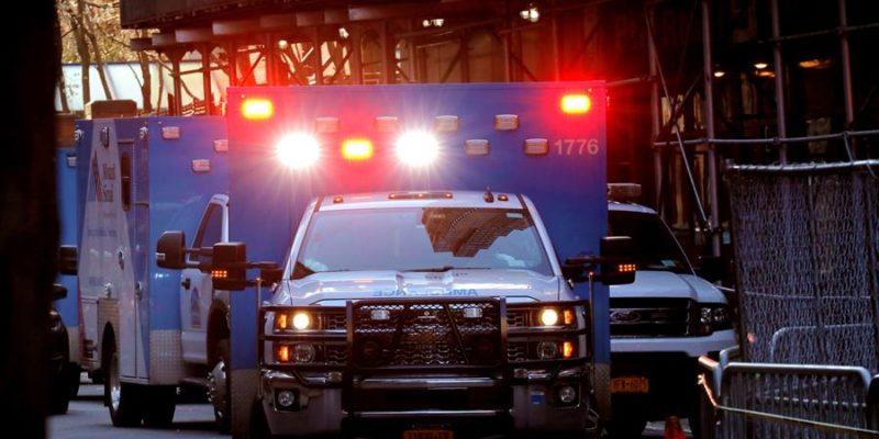Hospitales de Nueva York dan síntomas de desbordamiento