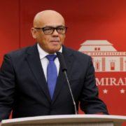 Jorge Rodriguez: Eventos políticos están prohibidos