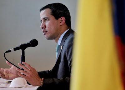 """Guaidó informó que campaña """"Auxilio para Venezuela"""" colabora a confrontar ataque del coronavirus"""