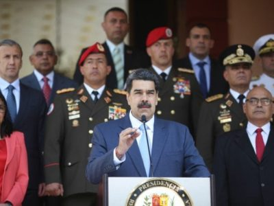Nicolás Maduro: Venezuela entera entra en cuarentena social