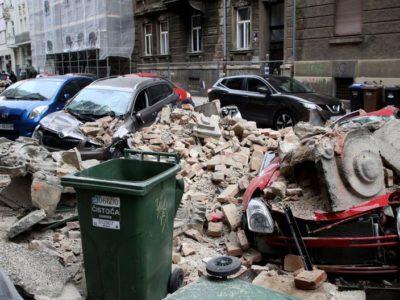Sismos en Croacia provocan daños materiales y heridos
