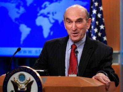 Elliot Abrams exhortó a la realización de nuevas elecciones en Venezuela