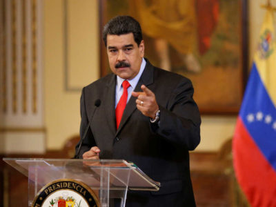 Maduro: Estoy dispuesto a reunirme con Trump