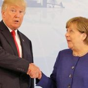 Merkel y Trump pactan cooperar en la lucha contra la pandemia
