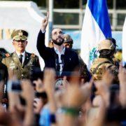 El Salvador combatirá al crimen con fuerza letal