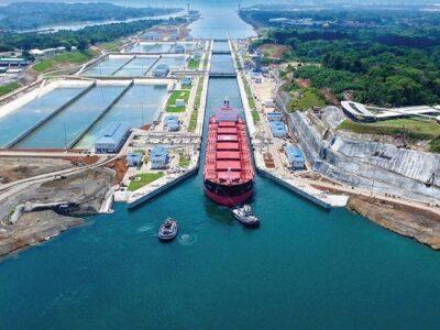 El Canal de Panamá delimitó velocidad de buques para cuidar ballenas
