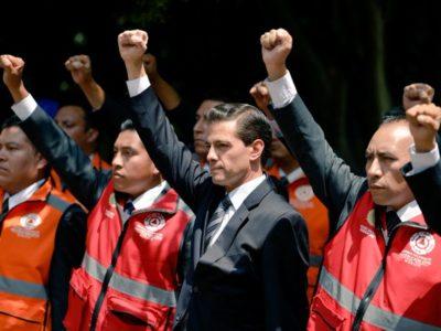 Investigan cuentas del expresidente Peña Nieto, su gabinete y familia