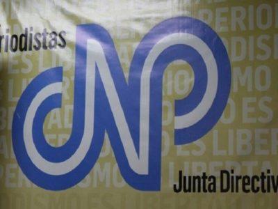 CNP reportó 28 ataques contra la prensa en 15 días de abril