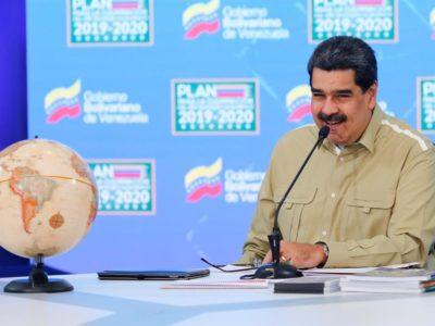 """Maduro plantea modificar la Cuarentena para hacer un """"Experimento"""""""