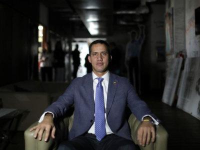 Guaidó: La única Alternativa de Maduro es Decidir cómo salir de Miraflores