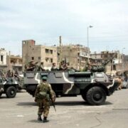 Anuncian alto al fuego en el conflicto de Libia