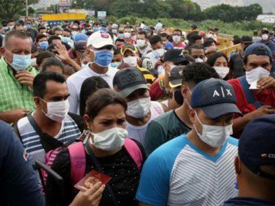 Denuncian coacción contra migrantes venezolanos