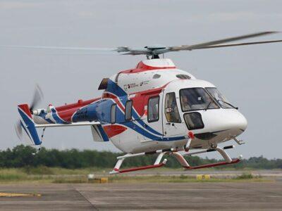 Helicóptero aterrizó de emergencia en una comunidad de Bolívar