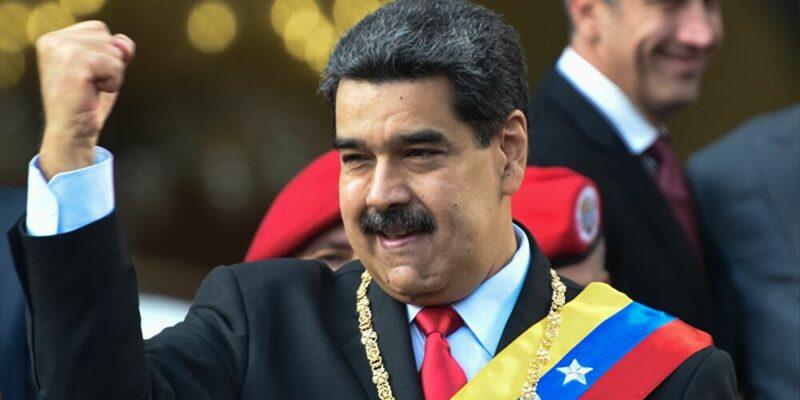 Maduro augura que habrá elecciones parlamentarias este año