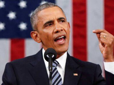 Obama sobre la COVID-19: La gente al mando no sabe lo que está haciendo