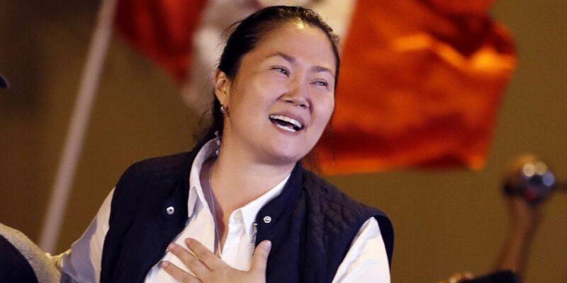 Tribunal Peruano ordenó la Liberación de Keiko Fujimori