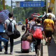 Acnur: Migrantes venezolanos tienen problemas para sobrevivir