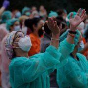 Día Internacional de la Enfermería, en medio de lucha contra la pandemia