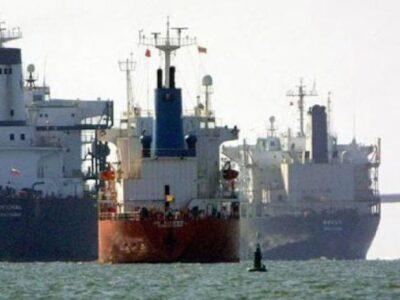 Arriba el primer buque iraní de combustible a Venezuela