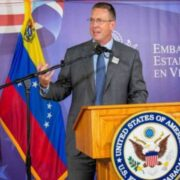 Designan a James Story como embajador de EE.UU en Venezuela