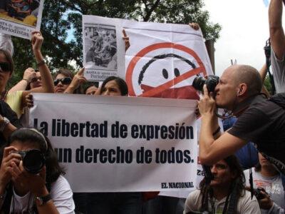 Denuncian el agravamiento de los ataques contra la prensa venezolana