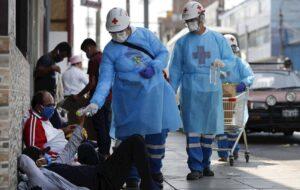 Perú se convirtió en el segundo país más afectado en Latinoamérica