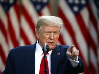 Trump retomará mítines electorales pese al avance del coronavirus