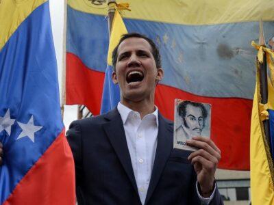 Guaidó advierte sobre una posible hambruna en el país