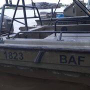 Detectan tres lanchas de combate abandonas de la Armada colombiana