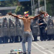 Se registraron 716 protestas en Venezuela durante el mes de abril