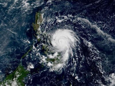 """Al menos Cinco Muertos en Filipinas por el paso del Tifón """"Vongfong"""""""
