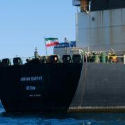 Irán envió un tanquero con gasolina hacia Venezuela