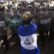 Sancionaron a funcionarios policiales de Daniel Ortega