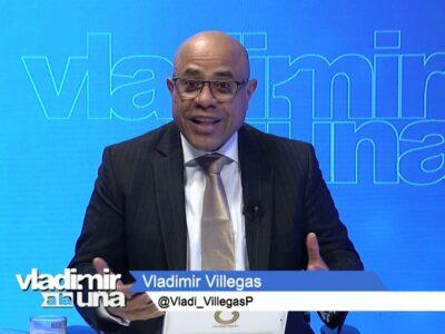 Vladimir Villegas: Miembros del CNE presentaron la renuncia