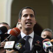 Guaidó responsabilizó al gobierno por la falla de los servicios públicos
